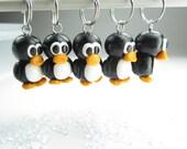 Special Listing Penguin Earrings