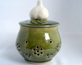 Garlic keeper Made to order