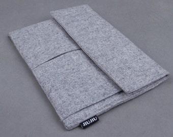 "Handmade Case for iPad Air/iPad/Kindle/Surface/9-10"" Tablets"