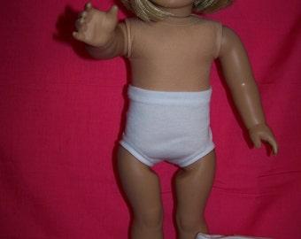 "18"" doll underware"