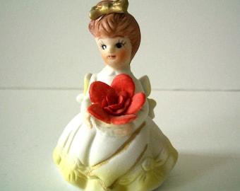 Vintage June Birthday Girl Enesco