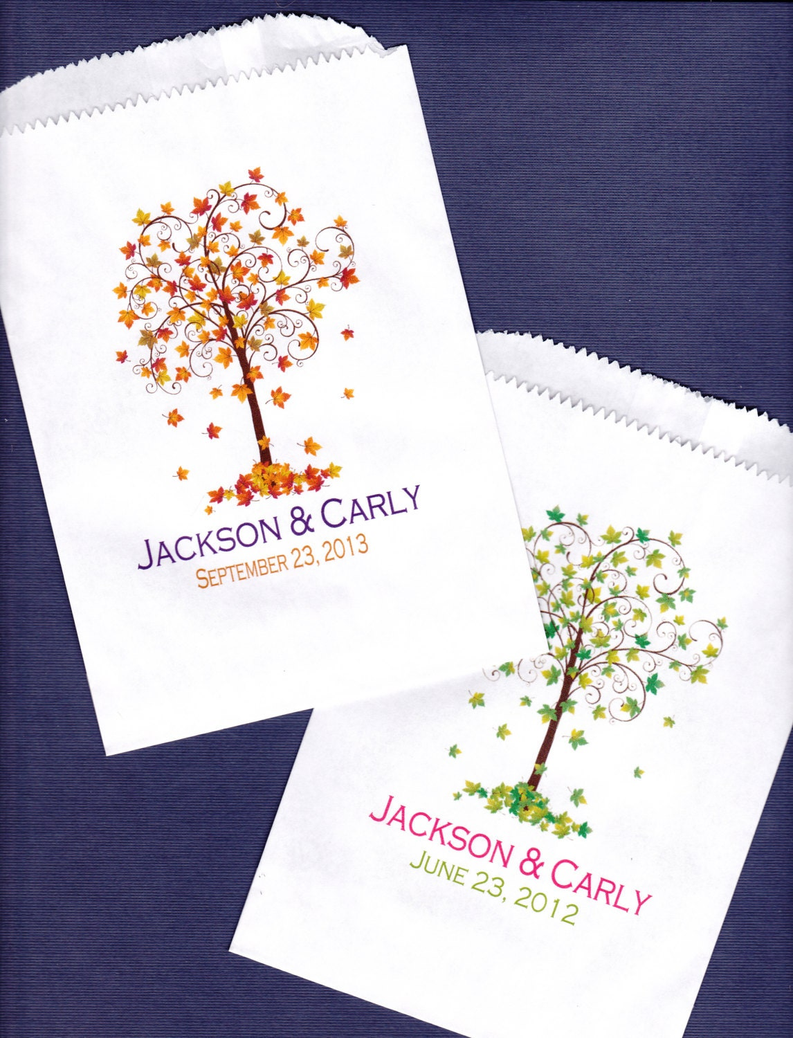 Wedding Favor Bags For Candy : Wedding Candy Buffet Bag Favor Bags Cookie Bar Treat Bags