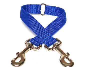 Coupler Tandem Dog Leash or Lead, Dual Dog Leash