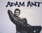 Adam Ant 'Persuasions' Concert Shirt 1993