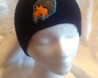 Pokemon Dwebble Beanie Skullcap Hat