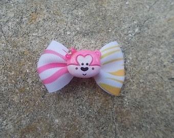 Cute Bear Hair Clip