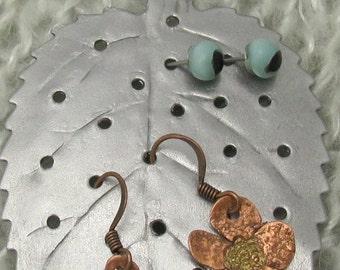 Earring Jewelry Display, Steel Holder Display, Tea Leaf Strainer Jewelry Display, Stud Display.