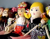 Expedite and order (on custom or made-to-order dolls)