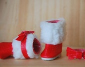 Blythe Boots ( Gift.....red)