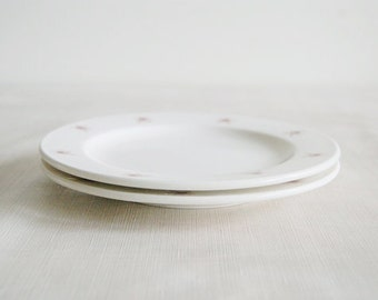 Bread-and-Butter Plate, Appetizer Dish, Two Side Dishes, Lotus Plates