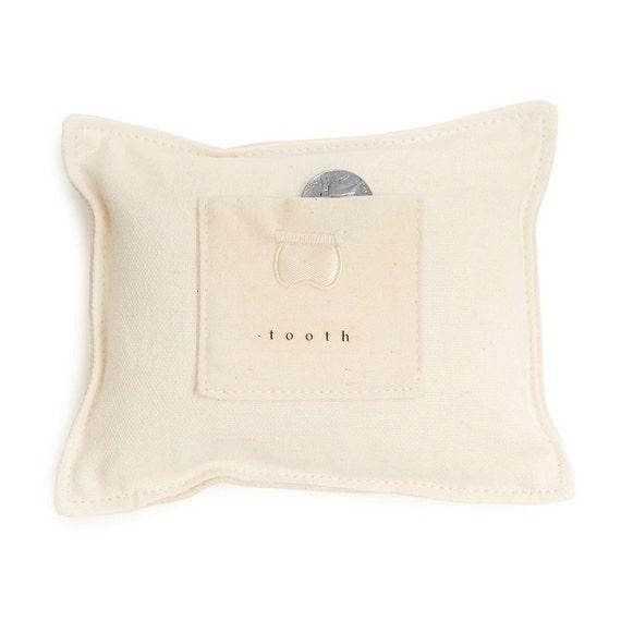little hemp tooth fairy pillow