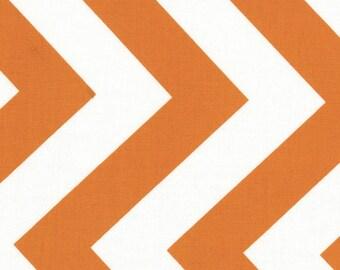 Moda Tangerine Chevron 32349-17 Half Moon Modern Fabric 1 yard