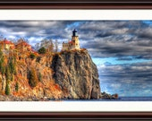 Split Rock Lighthouse - Fine Art Print
