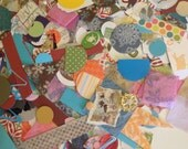 PIF paper scraps Great for the kids or adding pop to cards or scrapbooking