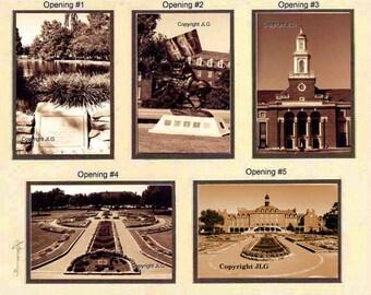 Oklahoma State University (OSU) - Photo College Collage - Stillwater, OK