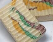 Handmade Soap & Shampoo Bar: Honey Spiced Fig / Spa Quality Luxurious Soap