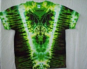Monster Tie Dye