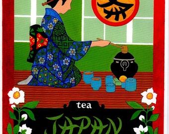 Tea Creations: Japan