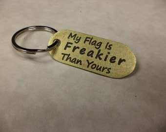 Keychain fit for a freak