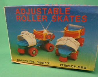 1980's Roller Skates for Children