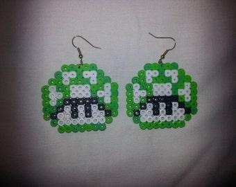 Super Mario 1UP Earrings - GEEK WEAR