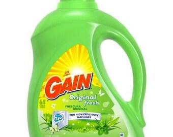 1 oz GAIN type Candle Soap Fragrance Oil Premium Grade