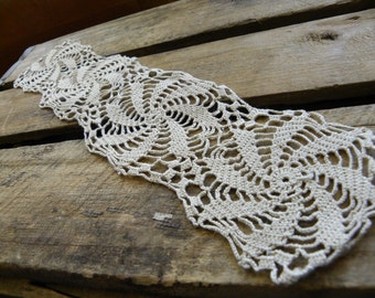 Vintage Crochet Trim