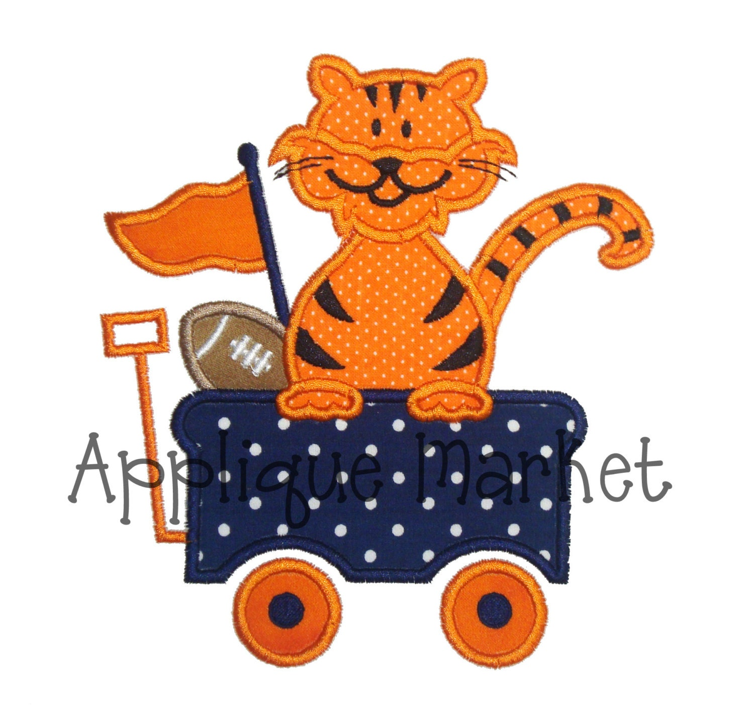 Auburn Machine Embroidery Designs