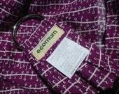 MidWifery Weigh Sling - Organic Cotton - Sea Lavendar