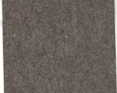 Pure Wool Felt Sheet - Marl Dark Beige - Half Metre / Quarter Metre