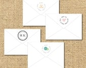 Return Address Labels (printable)