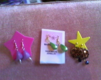3 For 15.00........earrings
