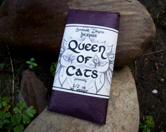 Queen of Cats- handmade premium loose incense