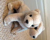 CUSTOM LISTING - conjoined bears