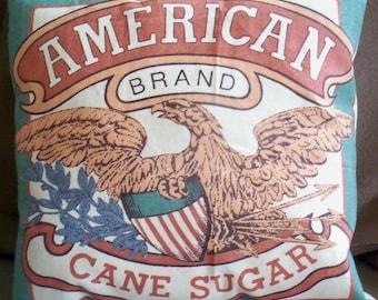 Sugar Advertising Pillow OFG Team