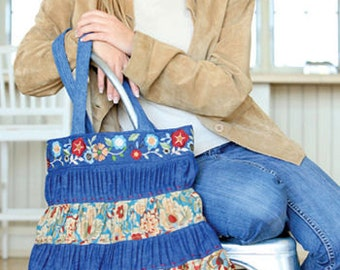 Indygo Junction Gather All Around Bag, purse, tote, Free Shipping in US