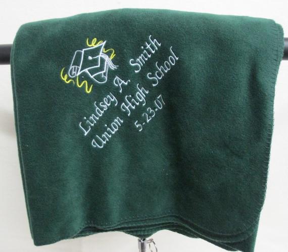 Blanket Personalized Graduation