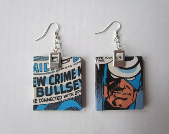 Bullseye Earrings