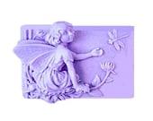 Fairy Soap - Organic Soap - Natural Soaps - Glycerin Soap -  Decorative Soaps - Moisturizing Soap  -  Essential Oil Lavender