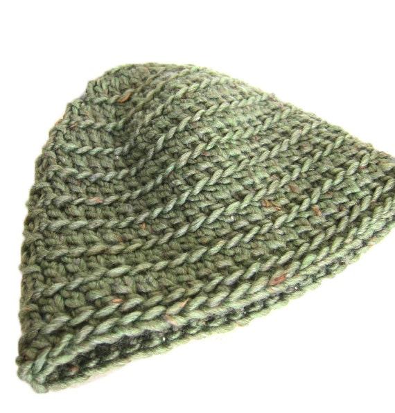 Crochet Beanie Pattern Ribbed : PDF Crochet Pattern Unisex Ribbed Beanie Permission to sell