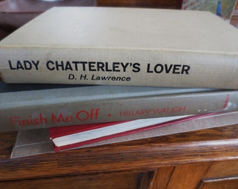 Lady Chatterley's Lover D H Lawrence-Vintage Book