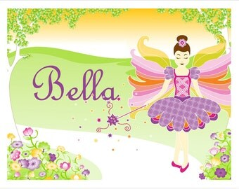 Fairy  -  Wall Print  (or)  Greeting Cards