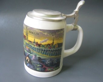 Vintage Stein Germany Domex