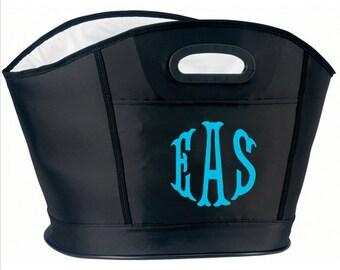 Monogrammed Cooler Tub