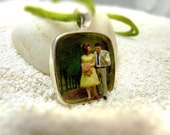 Romantic walk pendant
