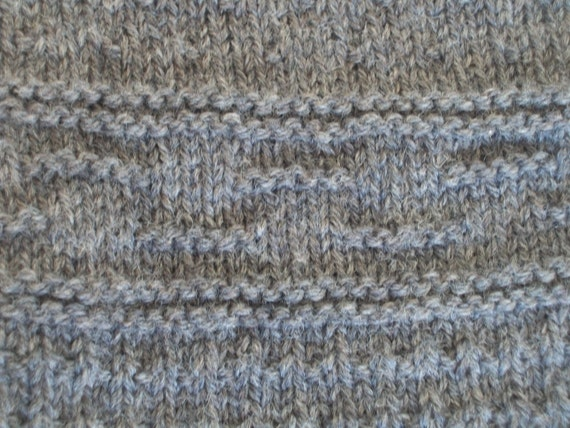 Knit, Purl Sampler Bag PDF Pattern from TheByrdsNest on Etsy Studio