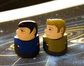 Star Trek Spock ring