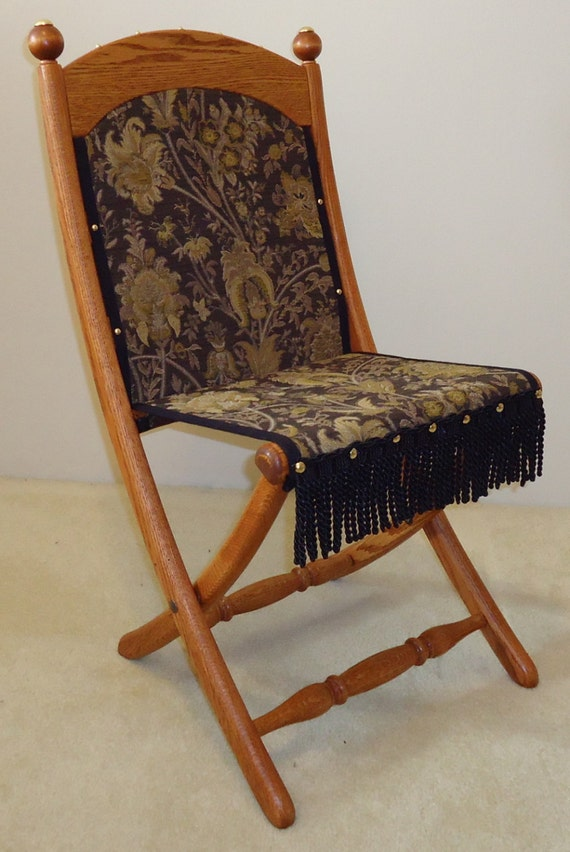 Civil War Folding Chair