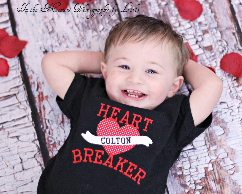 Boy Valentines Day Shirts