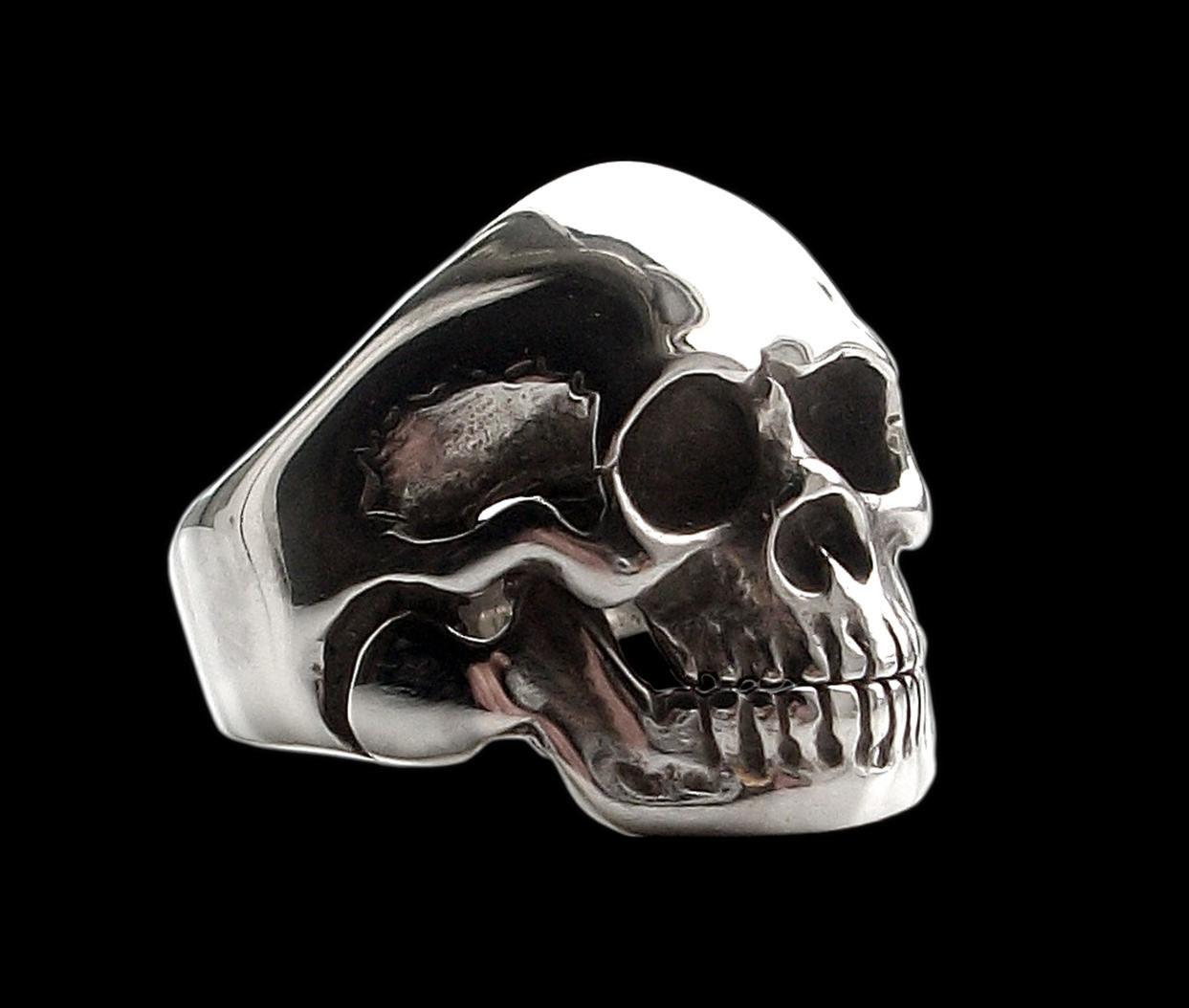 Custom Skull Rings For Sale